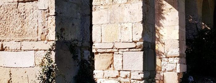 Akvadukt v Lednici is one of Tempat yang Disukai Katerina.
