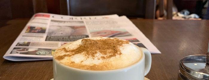 Cosmo Café is one of Lilian 님이 좋아한 장소.