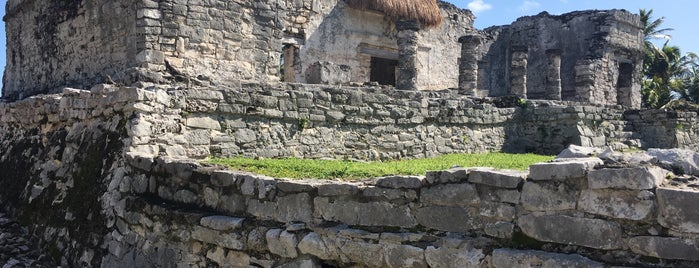 Templo del Dios del Viento is one of Tulum.