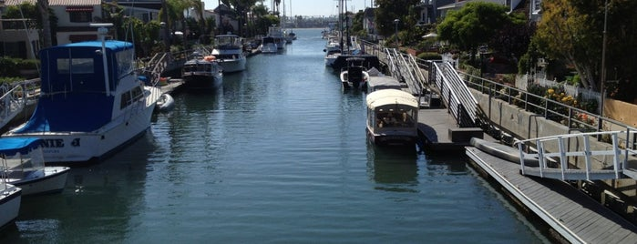 Naples Canal is one of LA,CA.