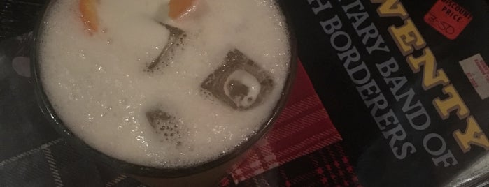 Highlander Bar is one of Melbourne food & drinks!.