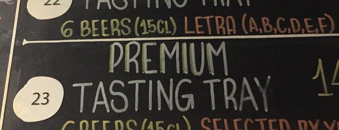 Letraria - Craft Beer Garden Porto is one of Porto, Portugal.