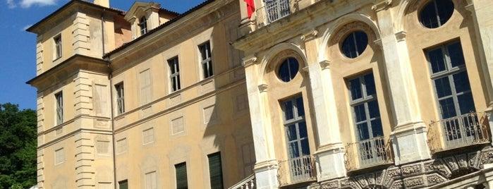 Villa della Regina is one of Orte, die Vlad gefallen.