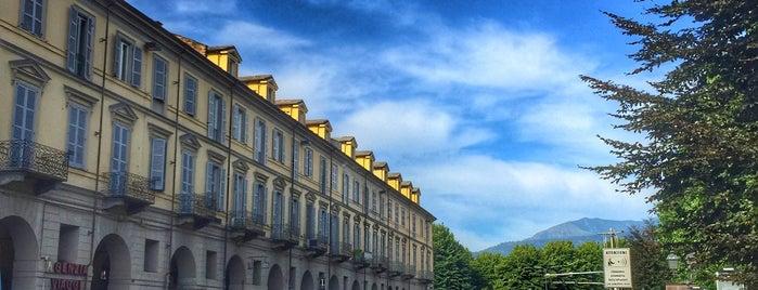 Pinerolo is one of สถานที่ที่ Viaggiatori ถูกใจ.