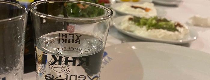 Sema Otel Restaurant is one of Emre 님이 좋아한 장소.