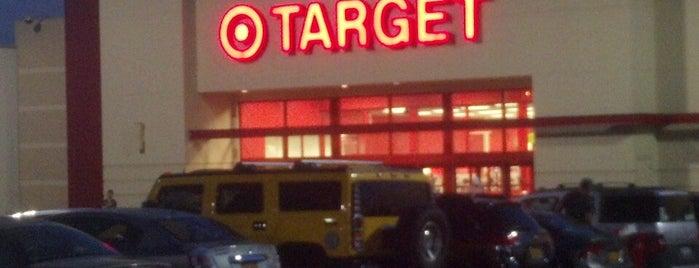 Target is one of Alyssa's Ithaca visit.