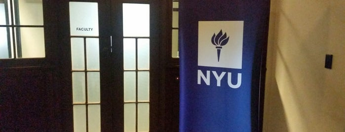 NYU Sydney is one of Printing Around NYU.