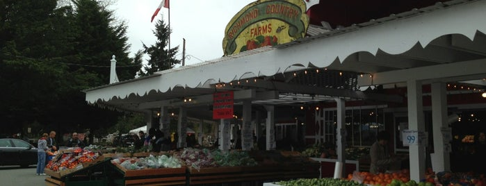 Richmond Country Farms is one of A Guide to Vancouver (& suburbia).