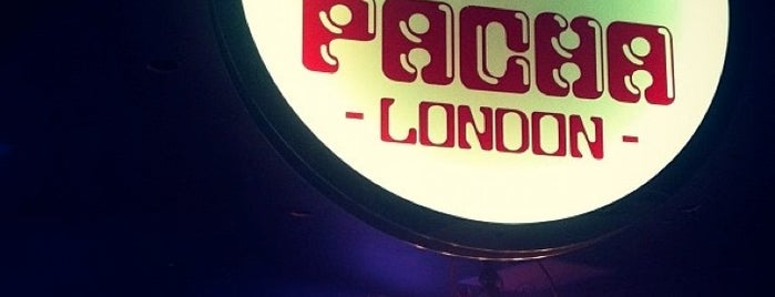 Pacha London is one of London.