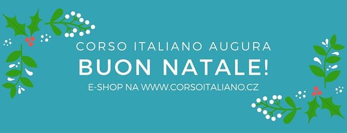 Corso Italiano is one of Carolina 님이 좋아한 장소.