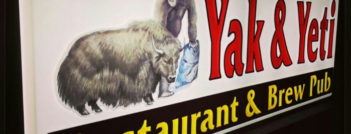 Yak And Yeti Restaurant And Brewpub is one of Colorado Breweries.