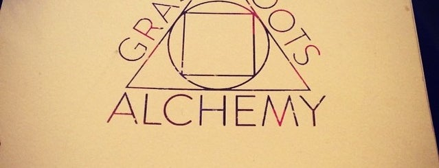 Grassroots Alchemy is one of Anaさんの保存済みスポット.