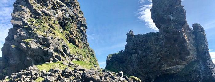 Þjóðgarðurinn Snæfellsjökull is one of Iceland.