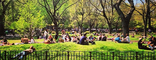 Tompkins Square Park is one of NYC I see.