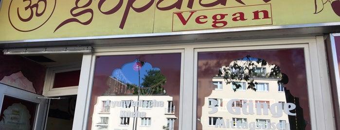 Gopalam is one of Vegan, veganfriendly & yummy in Hamburg.