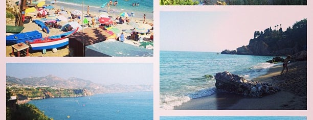 Nerja is one of Krzysztofさんのお気に入りスポット.