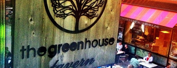 The Greenhouse Tavern is one of Cleveland.