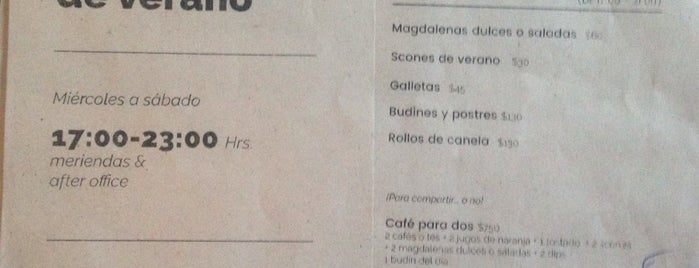 Café en Montevideo / Specialty Coffee