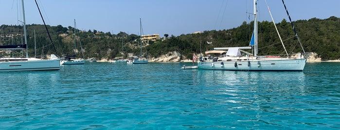 Harami Beach is one of Corfu, Greece.