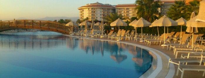 Sea World Resort & Spa is one of Locais curtidos por Esra.