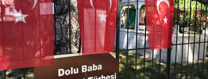 Dolu Baba Türbesi is one of Osmangazi | Spiritüel Merkezler.