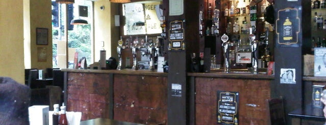 The Fiddlers Arms is one of Edinburgh.