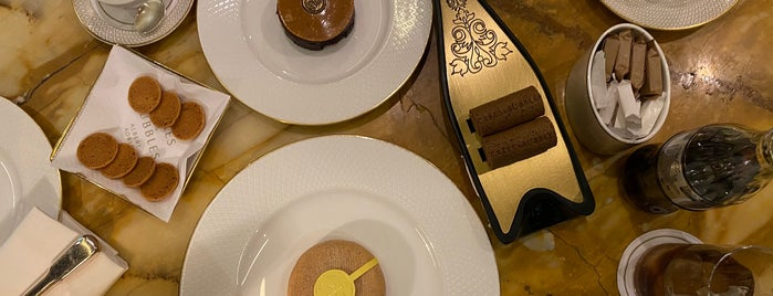 Cakes & Bubbles is one of Mayfair List.