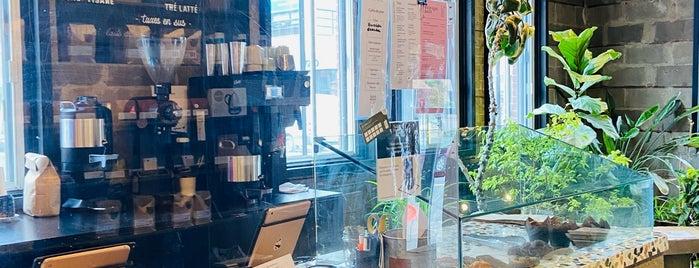 Saint-Henri Micro-Torréfacteur is one of Cafés-torréfacteurs Montréal.
