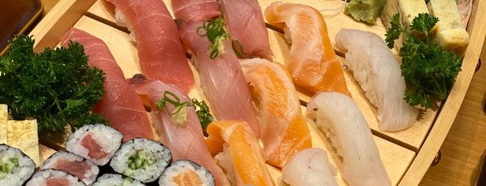 Kenzo Sushi is one of Lugares favoritos de Alexandre.