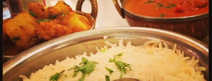 Qazi's Indian Restaurant is one of Bite Squad Delivers (Seattle).