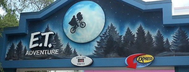E.T. Adventure is one of Orte, die Fernando gefallen.