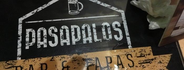 PASAPALOS BAR & TAPAS is one of Orte, die Felix gefallen.