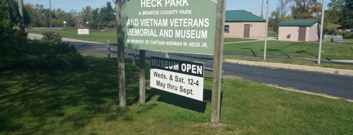 Heck Park is one of Parks.