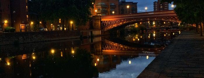 Leeds Dock is one of Orte, die Victor gefallen.