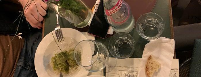 Giulietta Vino&Cucina is one of Rome.