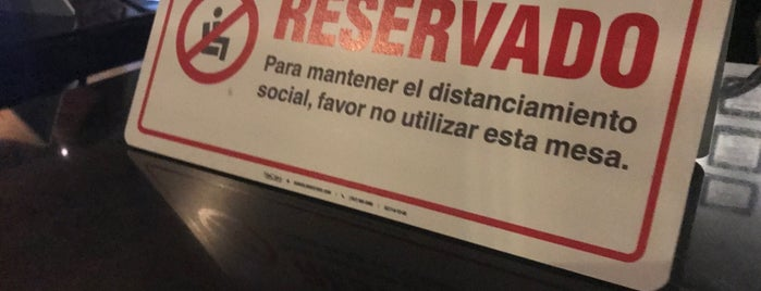 El Tap is one of Barras PR.