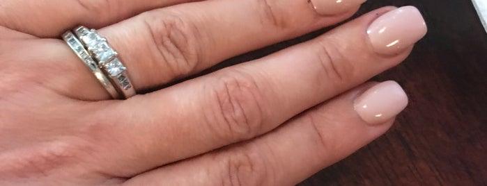 New Zion Nails is one of Lieux qui ont plu à Lisa.