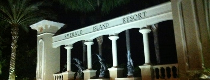 Emerald Island Resort is one of Orlando/2013.