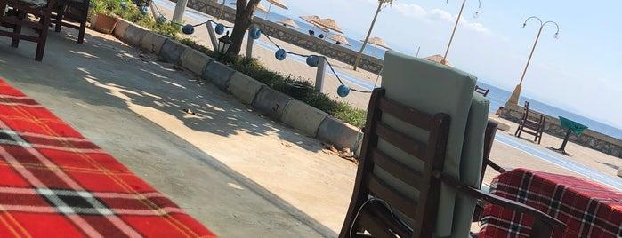Hanem Camping & Beach Club is one of Kamp Alanları.