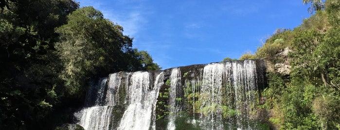 Cachoeira Tio França is one of Serras Gaúchas.