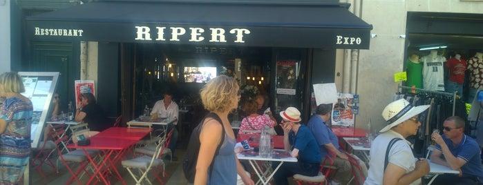 Chez Ripert is one of Locais curtidos por Ludovic.