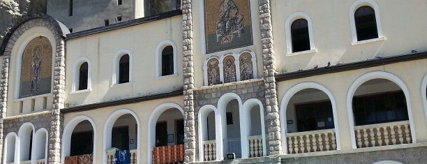 Монастырь ОСТРОГ. is one of Budva.