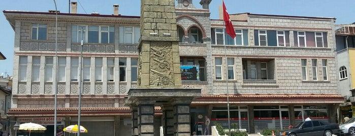 Bor Çarşı is one of Lugares favoritos de Sezgin.
