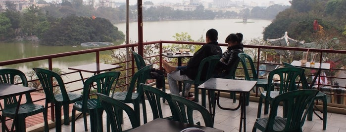 Cafe Phố Cổ is one of Ha noi.
