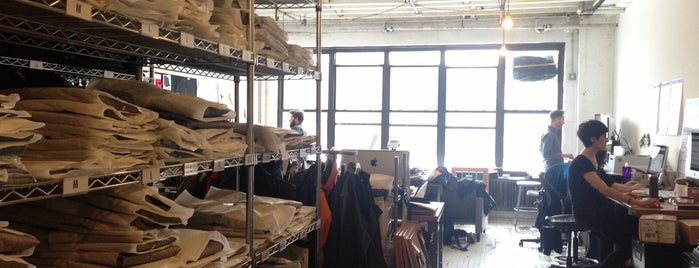 Outlier Headquarters is one of Stateside 2015.
