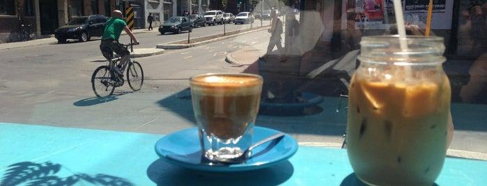 Café Névé is one of Montreal!.