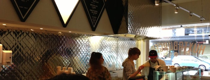 Huxtaburger is one of Melbourne!.