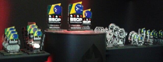 Brazilian Series of Poker is one of Tempat yang Disukai Rafael.