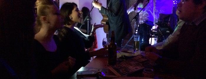 Django Bar is one of สถานที่ที่บันทึกไว้ของ Selin.