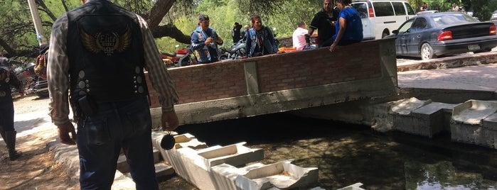 """""""Ojo de Agua"""", Tarandacuao is one of Locais curtidos por Maria Jose 🍍."""